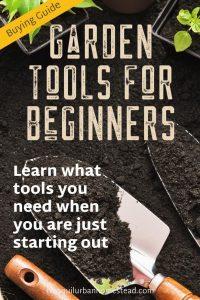 10 must have garden tools