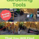 special gardening tools
