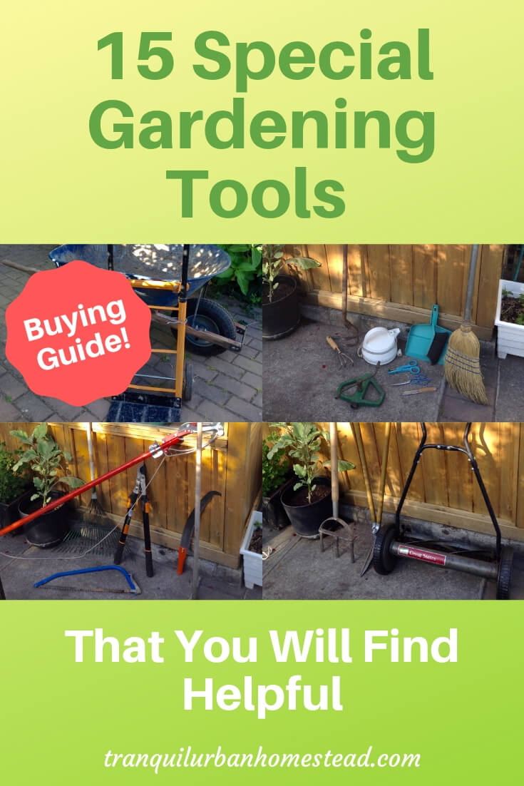 special gardening tools