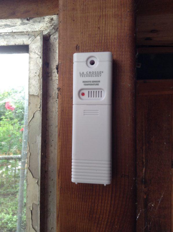 GH temperature sensor