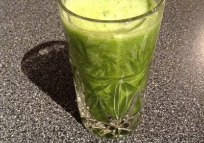 An Energy Boost to Start your Day: Green Smoothie