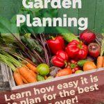 Vegetable Garden Planning