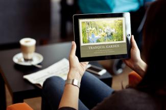 Tranquil Garden eBook – 25 simple ideas