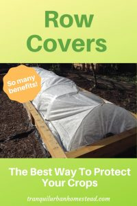 row covers