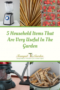 5 Household Items