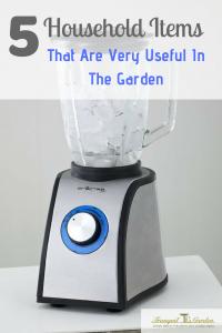 Household Items - Blender
