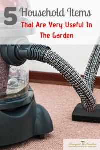 Household Items - Vacuum