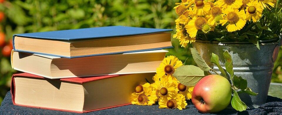 books-garden