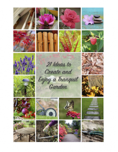 21 ideas for a tranquil garden guide