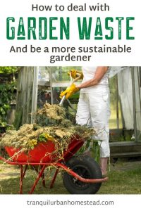 Sustainable Gardener