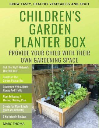 Children's Garden Planter Box eBook