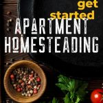Apartment Homesteading