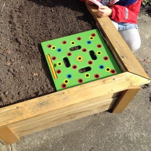 Seeding Square Product Review: A Useful Tool For Square Foot Gardening