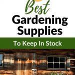 21 best gardening supplies