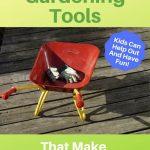 best kids gardening tools