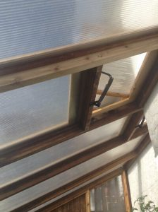 Automatic Greenhouse Vent Openers: Keeping Your Cool In The Heat of