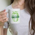 Healthy Fresh Homegrown Mug