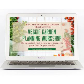 Veggie Garden Planning Workshop
