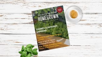 Healthy Fresh Homegrown Magazine