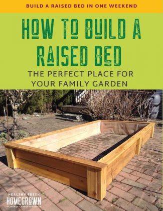 Raised Bed Construction eBook